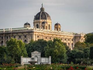 Naturhistorische Museum in Wien