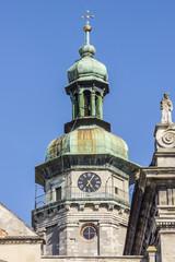 Bernardine Church and Monastery (1600 - 1620) in Lviv, Ukraine