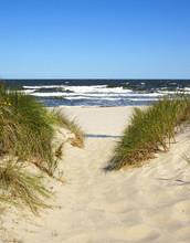 Droga do plaży
