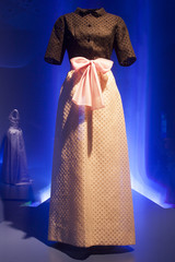 20s expensive gorgeous dress hand made by Balenciaga