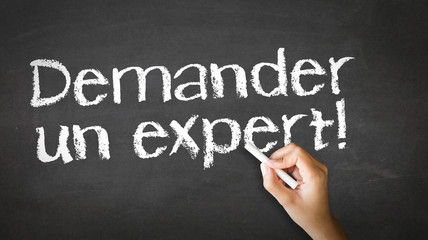 Ask an Expert (in French)