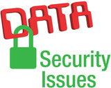 Data security issues secure lock