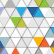 Triangle Background 1 #Vector