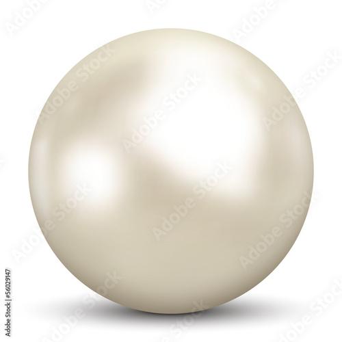 Perle, Kugel, Dekoration, Juwel, Auster, Muschel, Schmuck, 3D