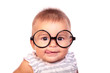 baby and glasses - 56031123