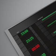 Electronic Timetable