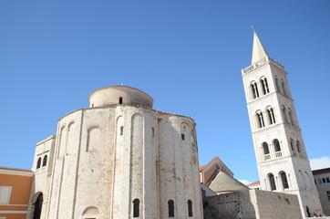 Stadtbild von Zadar