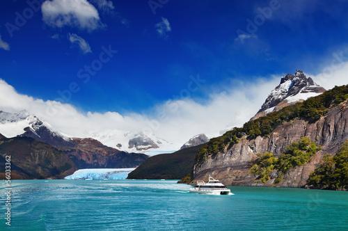 Spegazzini Glacier, Argentino Lake, Patagonia, Argentina - 56033362