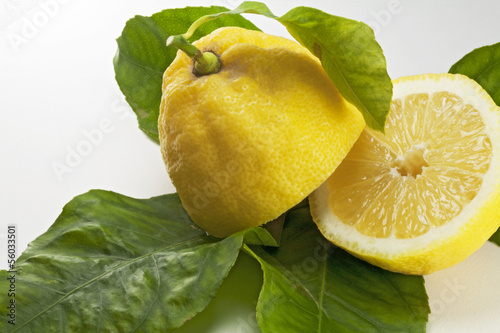 Limone a metà © fragolerosse
