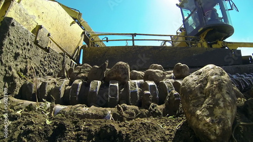Agricultural Machinery  - Sugar Beet Harvest