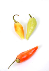 three chilli paprika