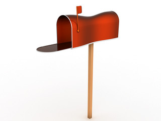 Open the mailbox #1