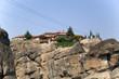 Греция. Метеоры. Монастырь Святой Троицы