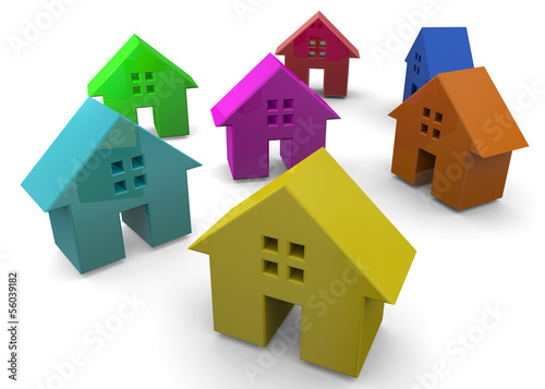 CHOOSE AN HOME - 3D