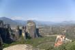 Греция. Метеоры. Монастырь Русана