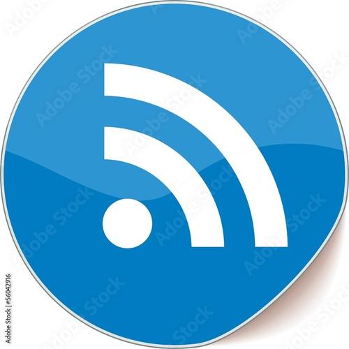étiquette wifi