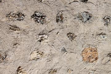 rivestimento in intonaco e pietra