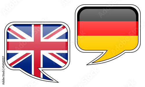 British-German Conversation