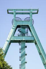 Förderturm in Bochum