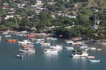 Maritime city of Santa Marta
