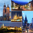 Cities of Europe - Prague and Krakow