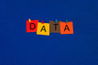 Data - Business Sign