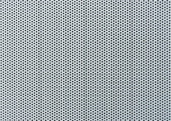 Smooth drilled metal Surface - Metal Background