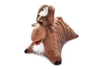 Statuette of goat