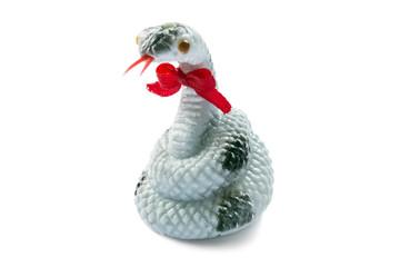 Statuette of snake