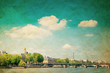 beautiful Parisian view