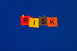 Risk - Business Sign