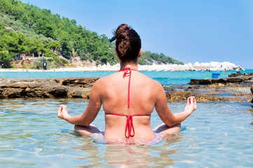 Sea meditation