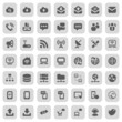 icon set communication