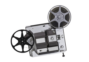 Vintage Super 8 Home Movie Projector