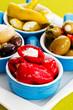 Mediterranean cuisine - antipasti