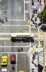 streetview in San Francisco