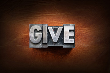 Give