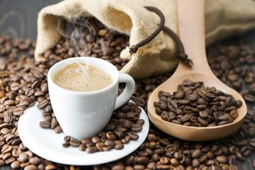 tazzina di caffe' espresso
