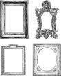 antique decorative frames