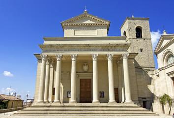 San Marino:  Domus Plebis