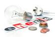 Energie - Stromkosten