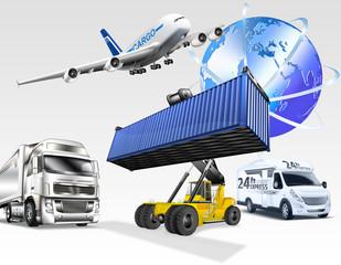 Cargo - Transport - Logistik