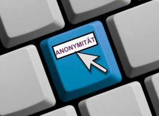 Anonymität online?