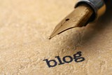 Blog and pen