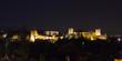 Panoramic of Alhambra.
