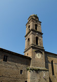 San Niccolo church. Siena, Italy