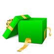 Geschenkpaket, Geschenk, Paket, Box, Päckchen, offener Deckel