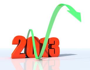 Subida del 2013