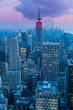 Obrazy na płótnie, fototapety, zdjęcia, fotoobrazy drukowane : Midtown Manhattan