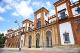 Estación de ferrocarril de Jerez de la Frontera, España